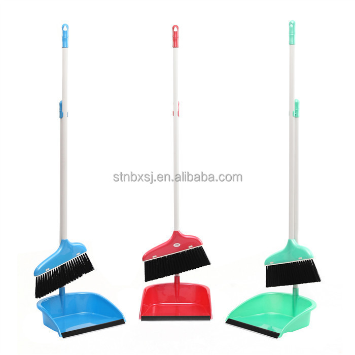 Dustpan And Broom Set