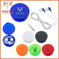 Small Size for Hand Bag Plastic Earphone Protective Case