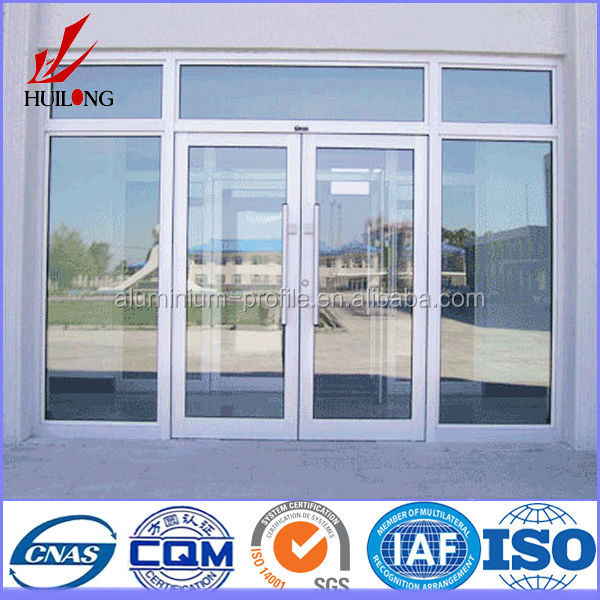 Factory price top quality 6063 T5 aluminum cabinet door extrusions