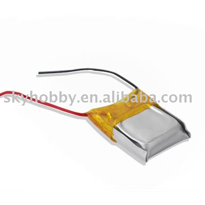 65MAH 3.7V Battery for Mini Helicopter or RC Toys