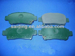 Brake Pads for Toyota Platz SCP11 04465-52041 Car Parts