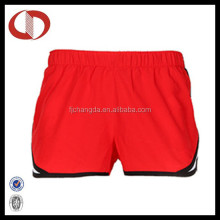 Ladies customized running shorts with good quality