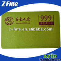 HOT!!!high coercivity magnetic stripe card