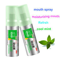 mouth spray breath spray mint spray