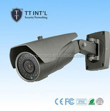 1.3 Megapixel IR Network Bullet IP Camera,cctv varifocal camera camara domo