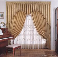 Elegant fashion popular high quality home decoration curtain fabric blinds window for room hotel office hospital
