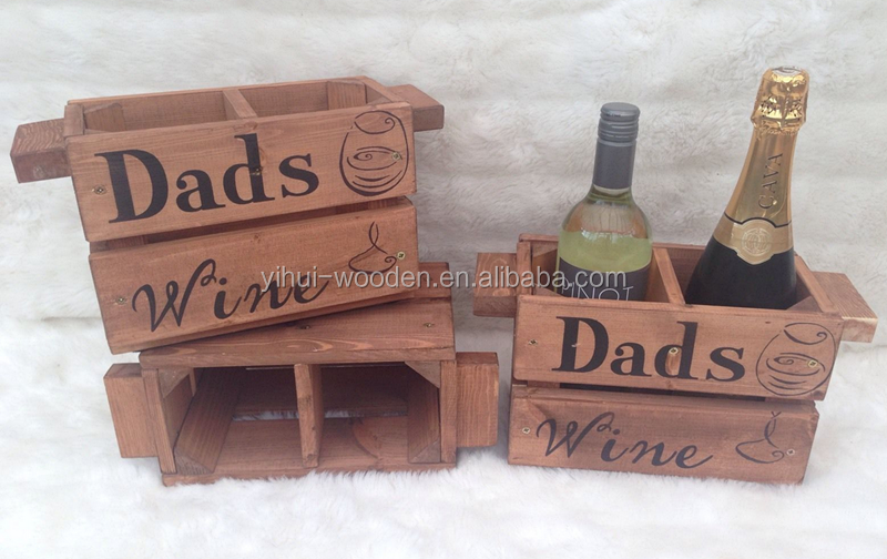 Wooden wine bottle carrier,wooden wine carrier,2 pack beer bottle carrier