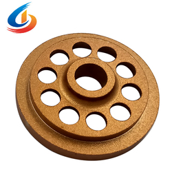 Custom High Pressure Die Casting Blasting Finish Aluminum Casting Parts