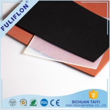 Heat resistant red gum rubber sheet