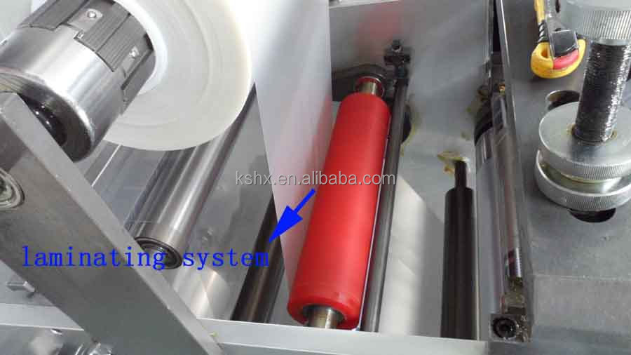 Automatic Felt Foam PUR Foam EVA Foam Die Cutting Machine