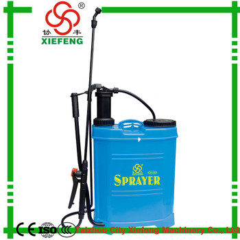 The high quality plastic pump up sprayer