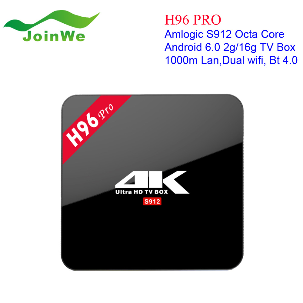 Settop box Amlogic S912 Octa Core Android H96 Pro Android app download