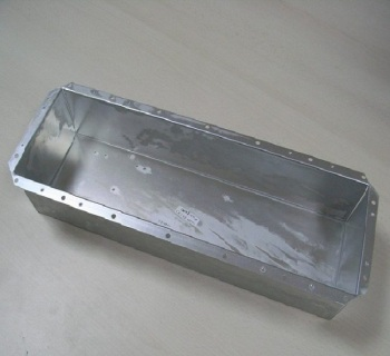 TRUMPF Sheet Metal Trailer Parts
