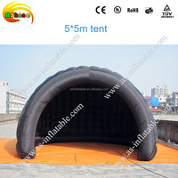 Most popular best handwork giant inflatable advertising tents