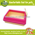promotion easy-use large cat pan with scoop