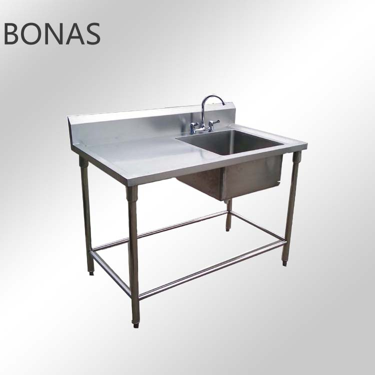 Vegetable washing sink, universal stainless steel sinks, outdoor stainless steel sink