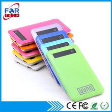 Ultra Thin Cell Phone Charger Credit Card Rohs Power Bank Made In China
