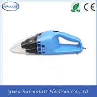 100W For Dry & Wet Use Portable High-Power Car Vacuum Cleaner