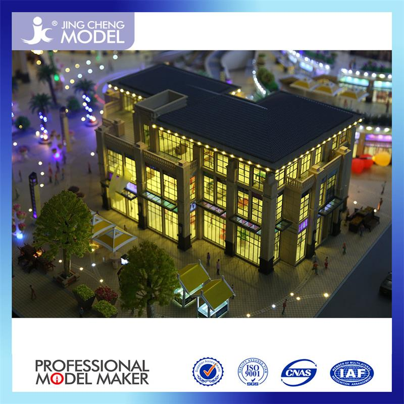 Hot sale construction material and architectural model for Real estate