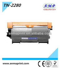 Promotion cartridges toner! China premium toner cartridge for Brother toner cartridge TN-2280
