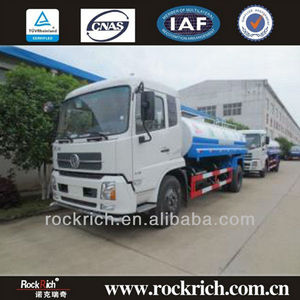 Top Product Dongfeng 4x2 5 Ton Water Tank Truck