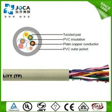 JR connector twisted 60cm servo lead extention cable with hook 22AWG