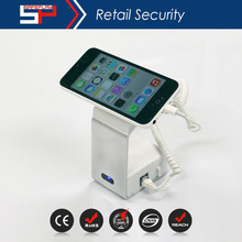 anti-theft cell phone holder mobile phone security display stand with alarm ONTIME SP2107