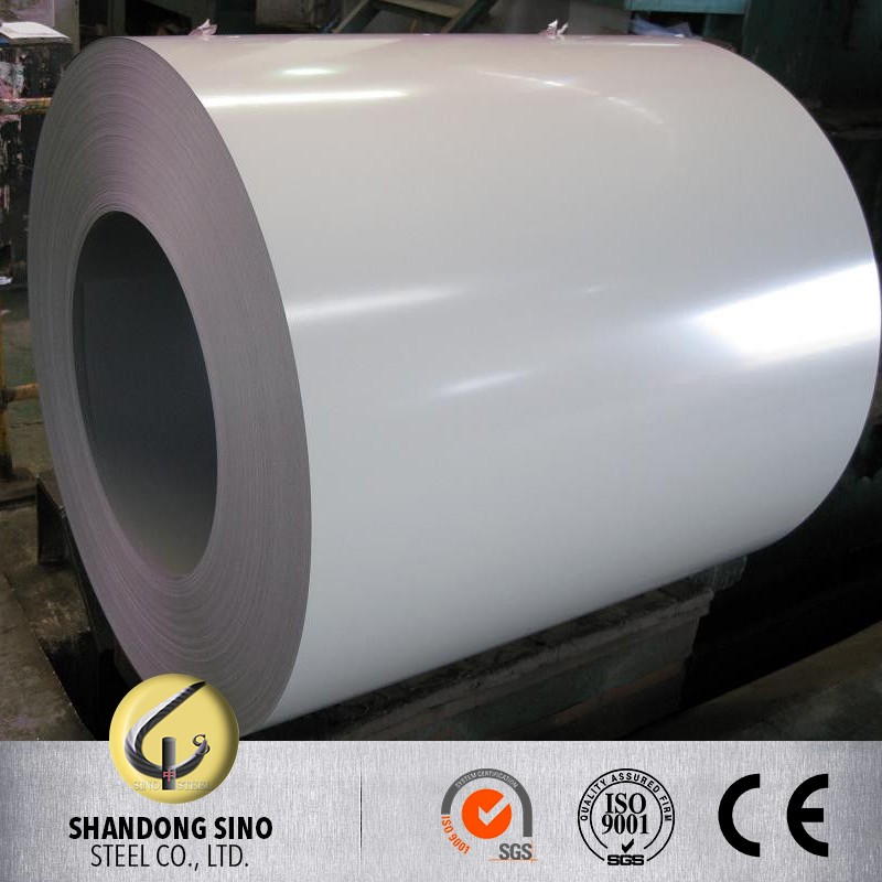 RAL5020 PPGL steel coil az150 550 mpa color coated galvalume steel coil