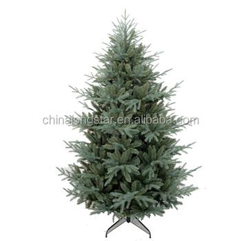 mixed pe and pvc christmas tree natural green pe tips premium artificial christmas