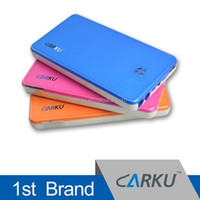 Carku 6000mAh thin 200g portable multi-function rechargeable epower car jump starter