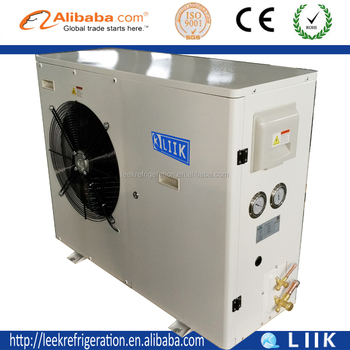 Copeland ZSI series air discharge MLBP condensing unit