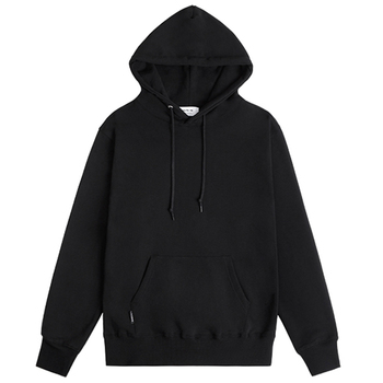 high quality wholesale blank plain custom hoodies mens hoody black hoodie