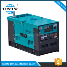 Electric 220 Volt AC Phase 8kw Generator Diesel silent