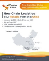 Strong and Professional International Freight Forwarder from Xiamen to Oakland