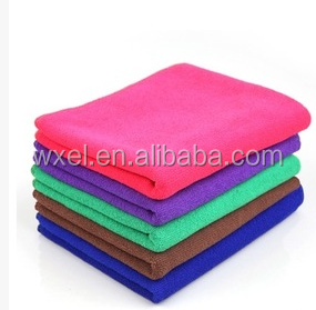 high absorbent microfibre cleaning towel