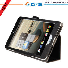 New arrival back stand leather case for Acer Iconia A1-830