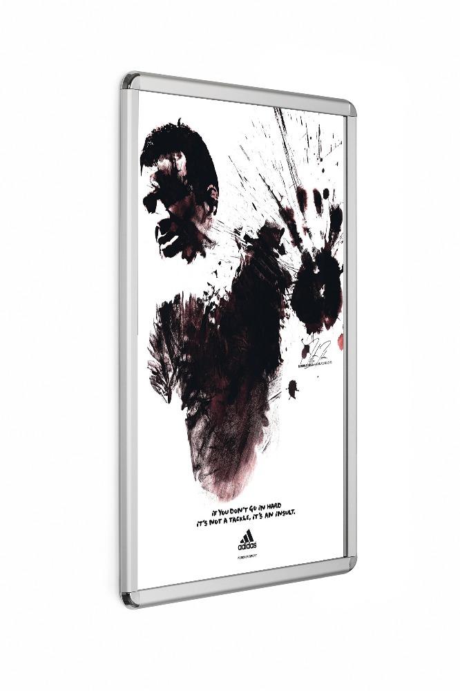 Four poster frame