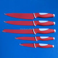 5 Pcs Knife Set