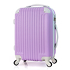 Durable hot sell in thailand ABS PC trolley toto travel luggage