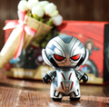 make customized safe plastic child toy/custom made urban dunny silver action figurines for sale