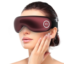MIMIR Air pressure Eye Massager Beauty & Relax with mp3 Display eye