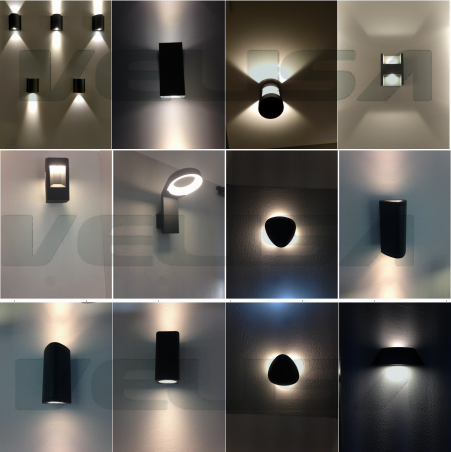 outdoor led up down wall light residential wall briefness 2x3w led outdoor lighting wall cubeoutdoor up down light outdoor