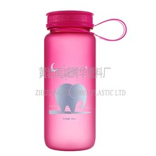 water bottle manufacturing shakerlogo 700 ML plastic water bottle with lid for drinking