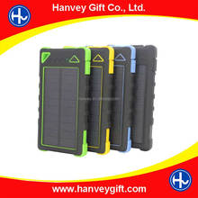 exciting 2600mah Solar Power Banks OEM and ODM Solar Power Bank Factory Price Solar Panel Power Bank