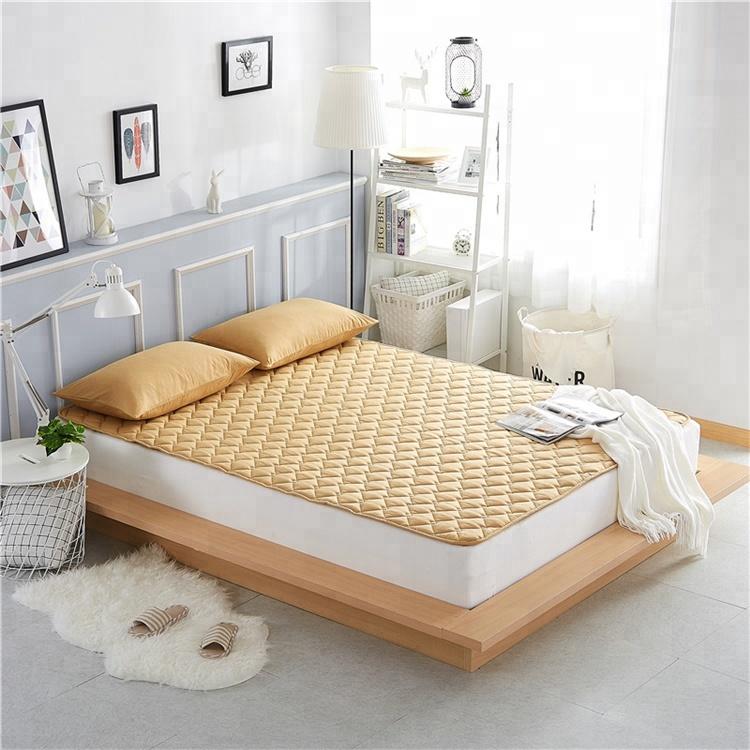 Custom sizes Custom Color bed mattress sleeping pad wholesale manufacturer in china - Jozy Mattress   Jozy.net