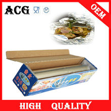 china manufacture food packing glad aluminum foil