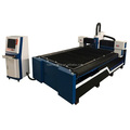 Super march discount 1000W automatic tracing system sheet metaln laser cutting machine with cheap price
