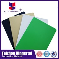 Alucoworld great colorful design aluminum composite panel roof