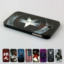 3D Sublimation Cell Phone Case Hard Cover For Samsung Galaxy S4 i9500
