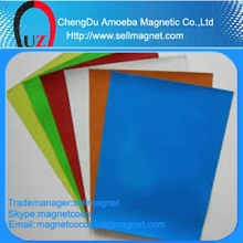rubber coated holding magnet